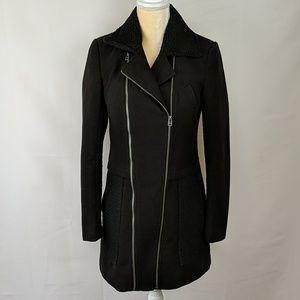 American Rag Double Zippered Coat